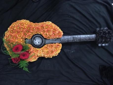 Bespoke Guitar Tribute