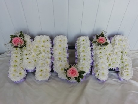 MUM - Lilac & Pale Pink