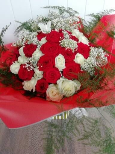 Floralbox - 50 Roses