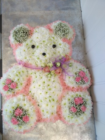 Teddy Bear - Pink