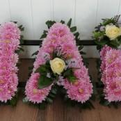 NAN - Pink & White