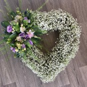 Open Heart - Gypsophila